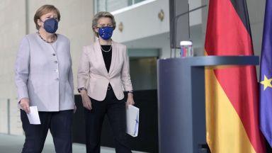 Меркел предупреди ЕК, че прекалено строгите климатични цели ще прокудят бизнеса