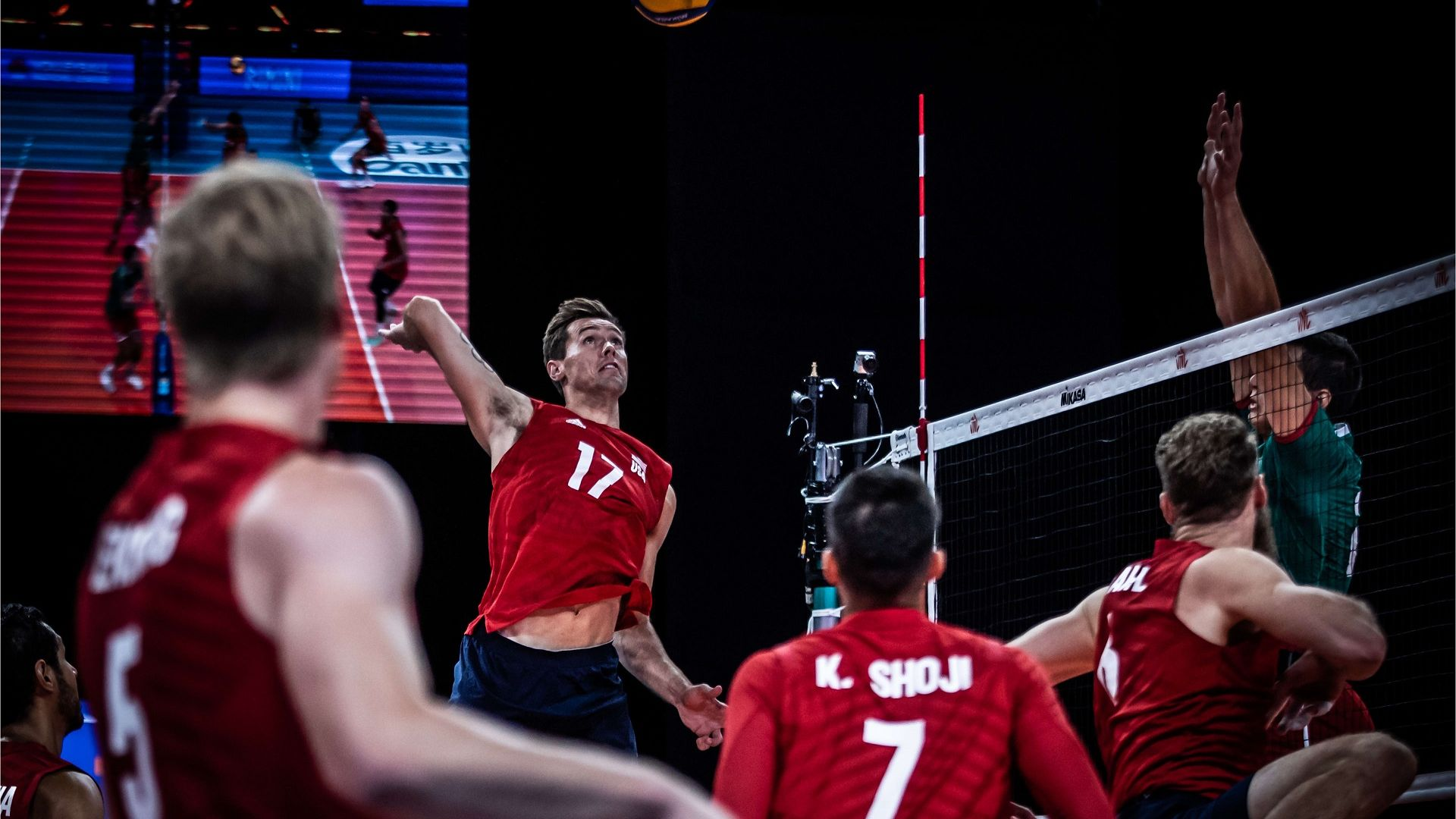 Пореден крах за волейболистите, не успяха да минат 10 в един от геймовете срещу САЩ