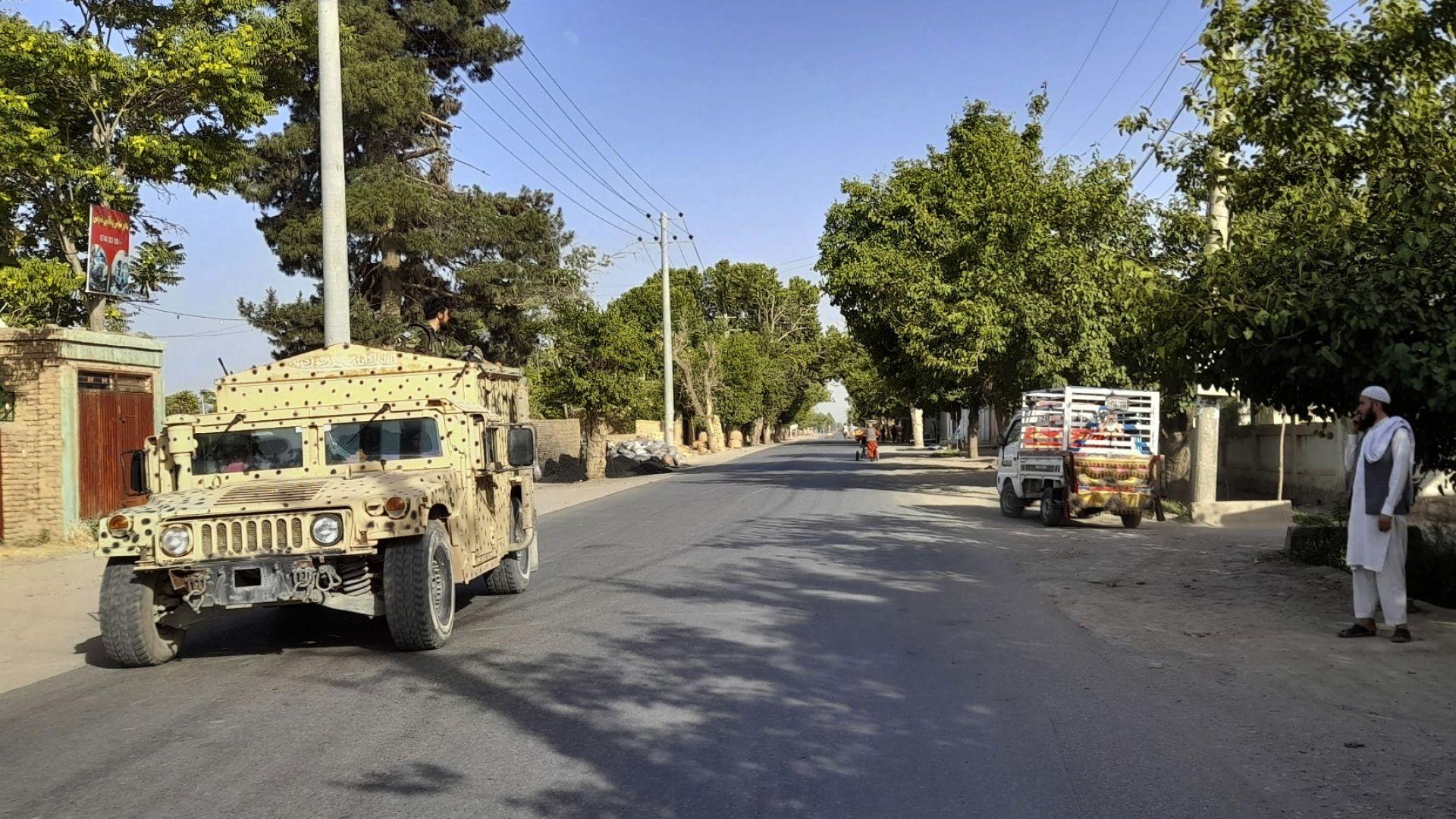Талибаните започнаха голяма офанзива в Северен Афганистан
