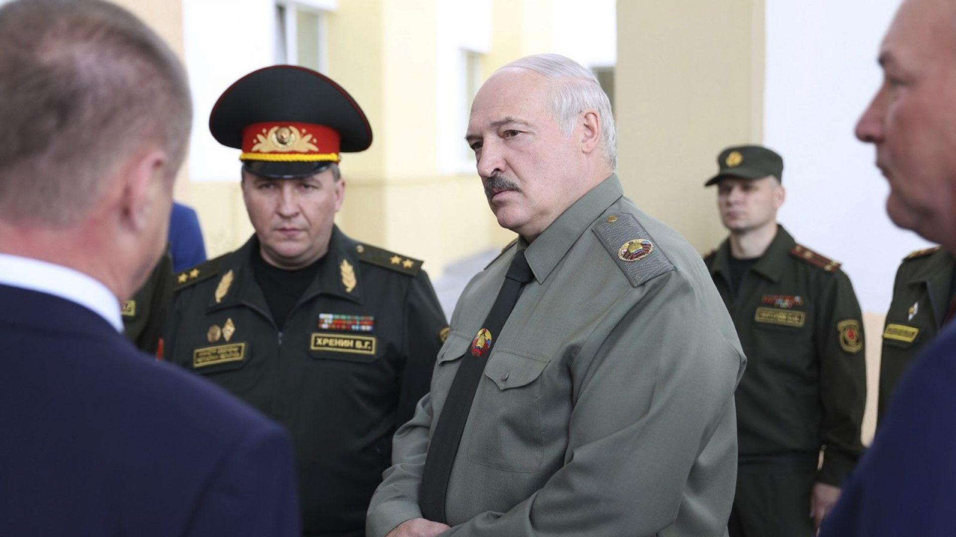 Минск приравни западните санкции с обявяване на икономическа война