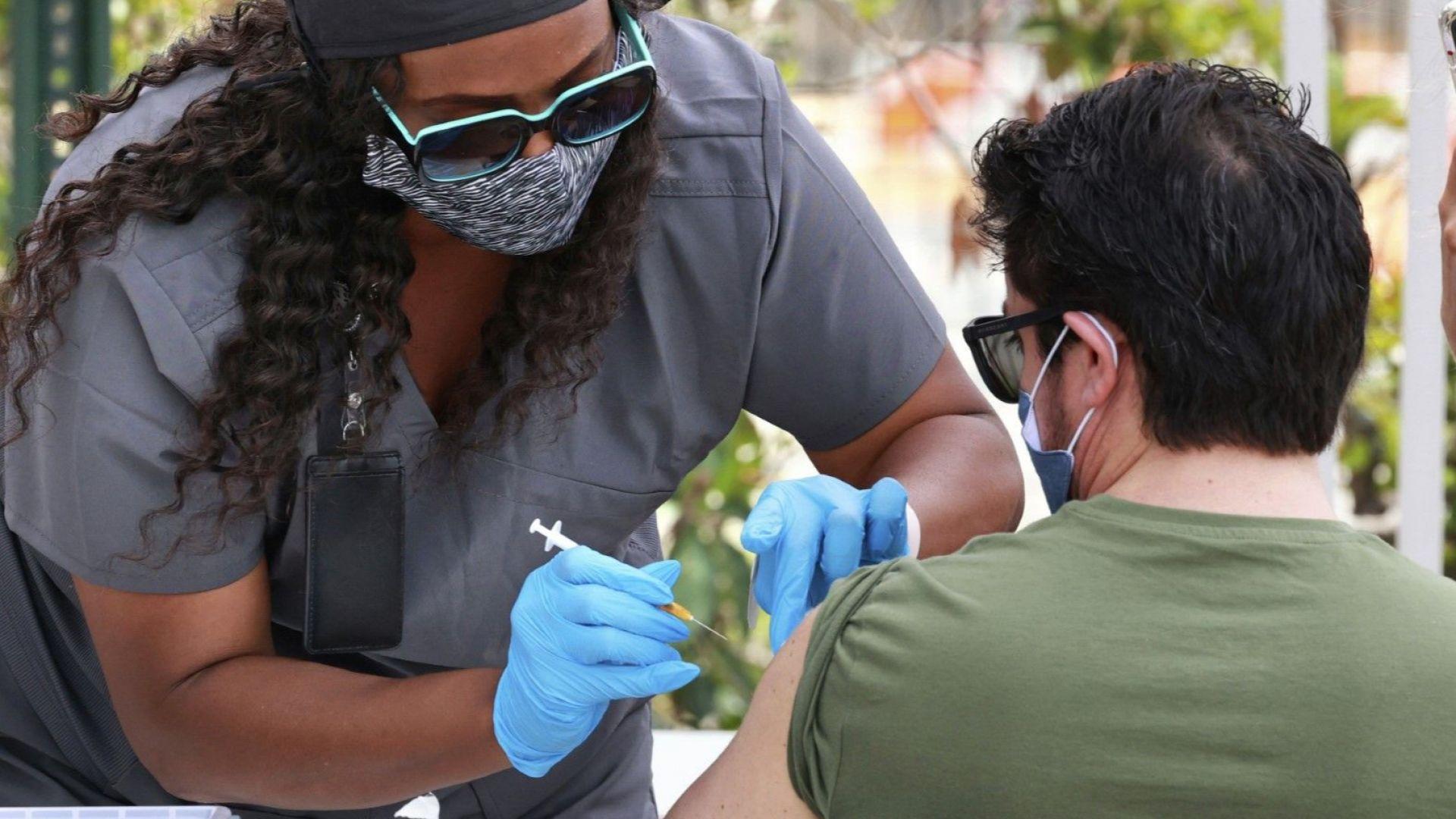 """Мутацията """"Делта"""" е най-голямата заплаха в борбата на САЩ с пандемията"""