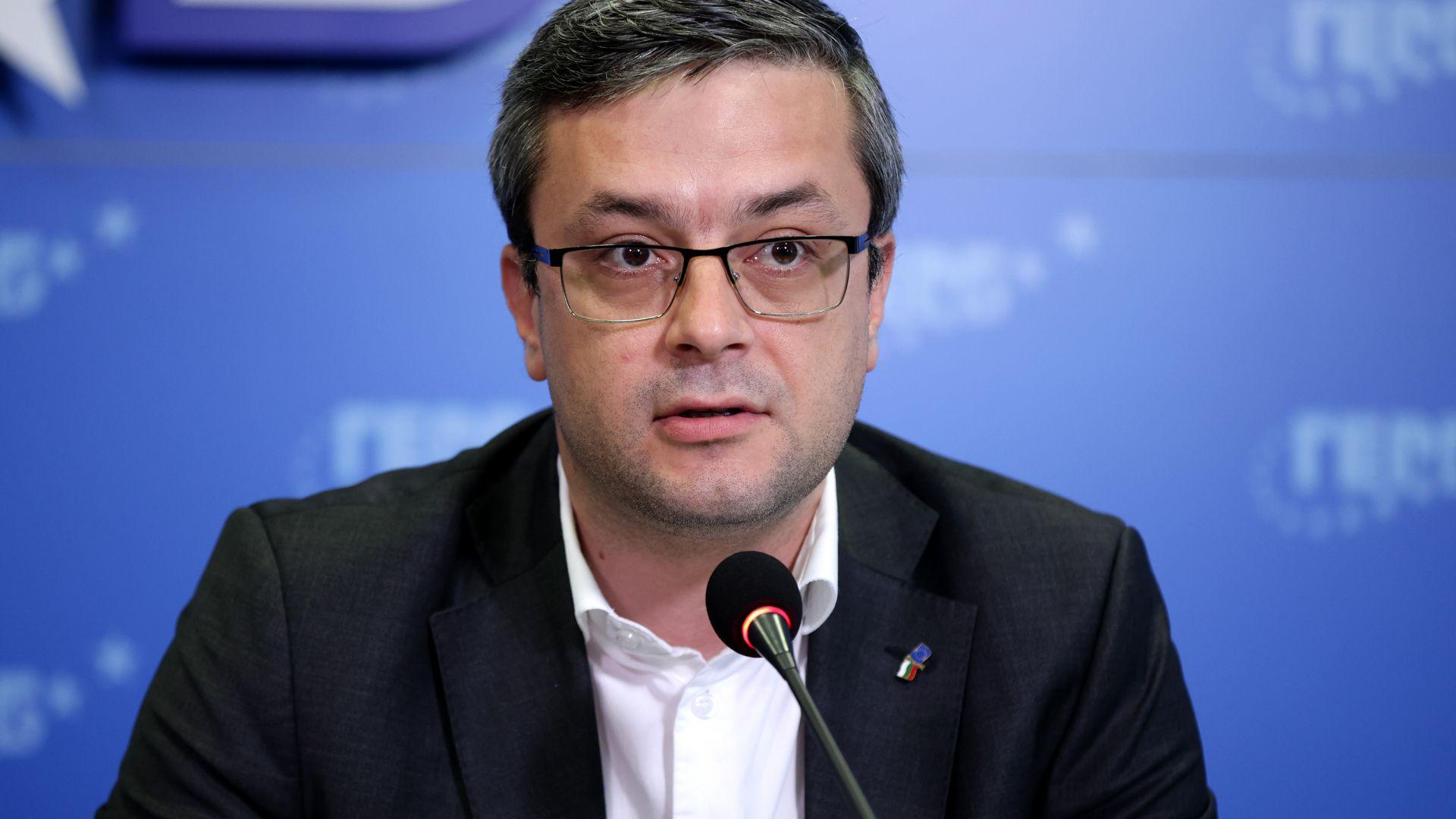 Тома Биков: Кандидат-президентът на ГЕРБ няма да е силов, а диалогичен човек