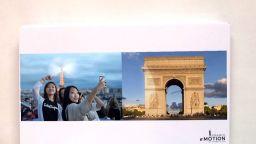 Изложба на открито представя 35 паметници на френското културно наследство