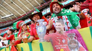 Евро 2020, решаващи боеве: Португалия - Франция 0:0, Германия - Унгария 0:0 (на живо)