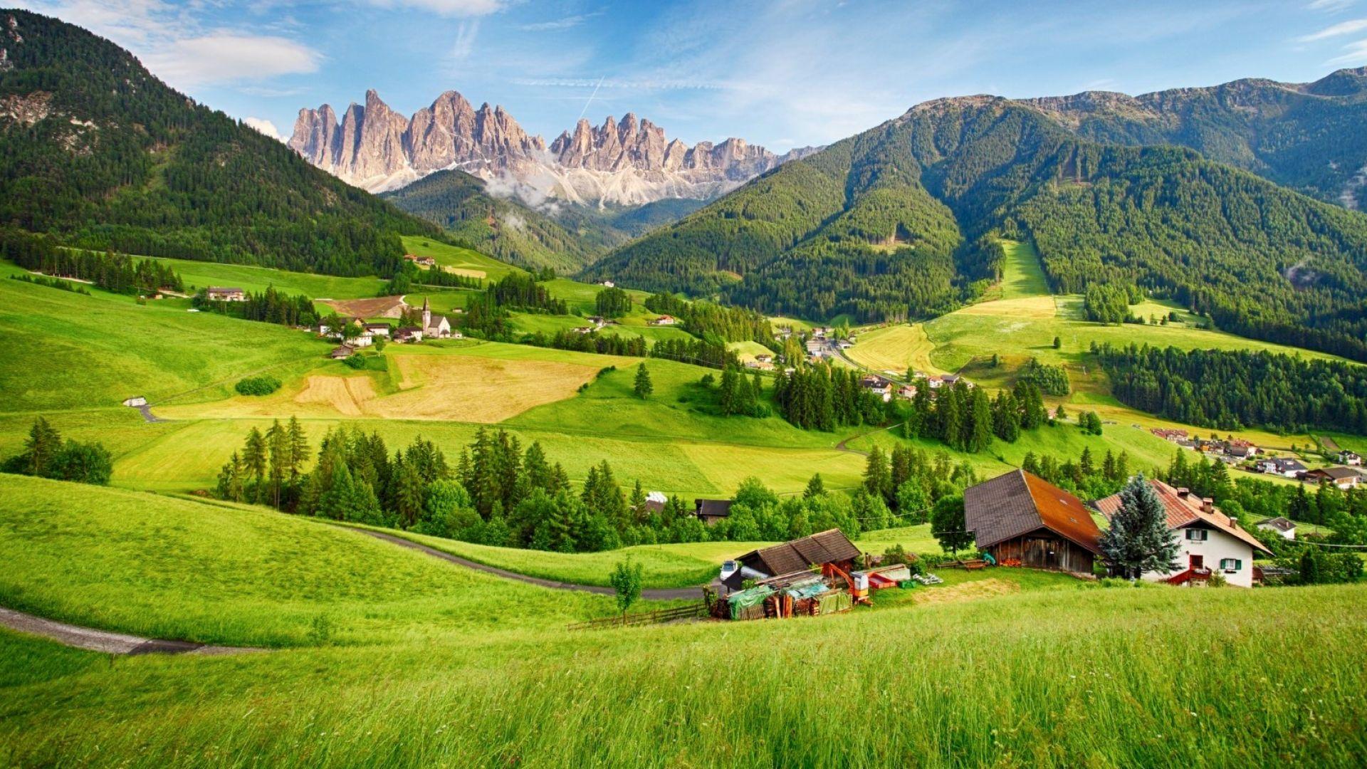 8 спиращи дъха планински гледки от Италия