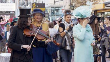 Парад на шапките нарежда София до световните столици на модата