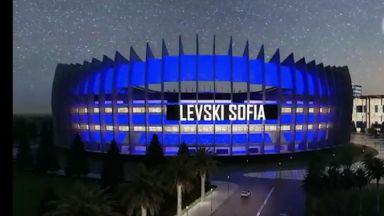 """Джоузеф Диксън показа как ще изглежда новият стадион на """"Левски"""""""