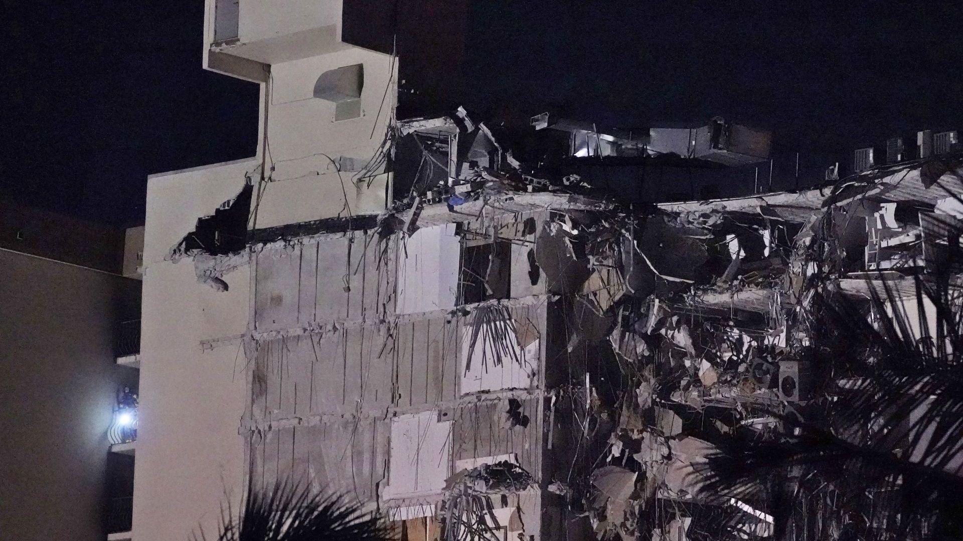 Инженер предупредил преди 3 г. за повреди по рухналата сграда във Флорида
