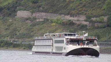 Първи круизен кораб за годината идва в Русе