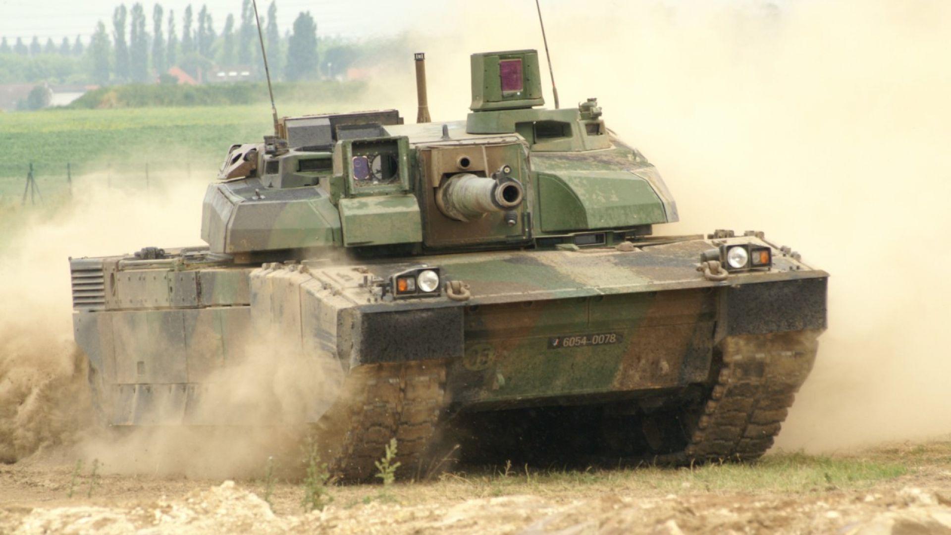 Кои са най-продаваните съвременни танкове