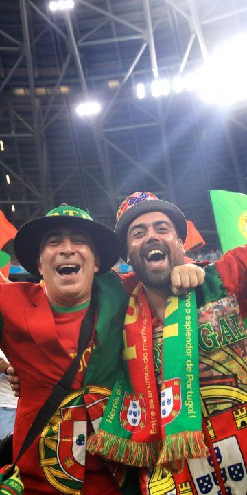 Белгия - Португалия е бижуто на футболния уикенд