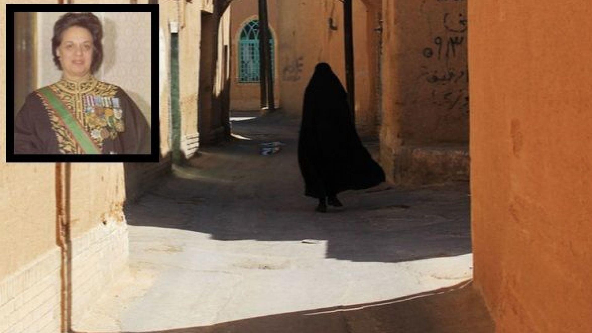 Първата жена министър в Иран предпочете екзекуцията пред това да сложи чадор
