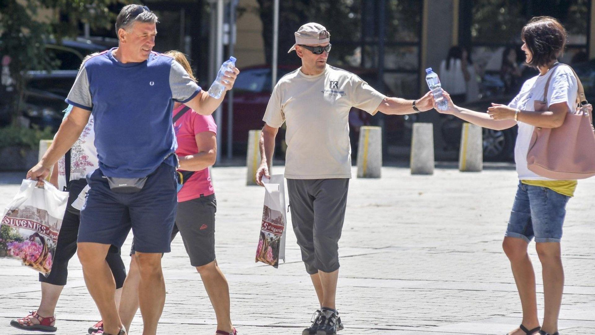 Хидрометеоролог: Русе е една от най-горещите точки в страната