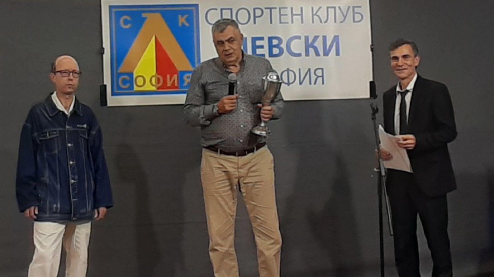 """""""Левски"""" награди най-добрите си спортисти"""