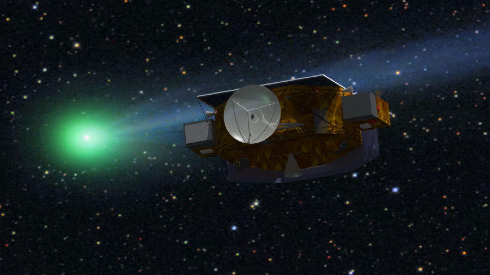 Мисията Comet Interceptor може да проучи преминаващ междузвезден обект