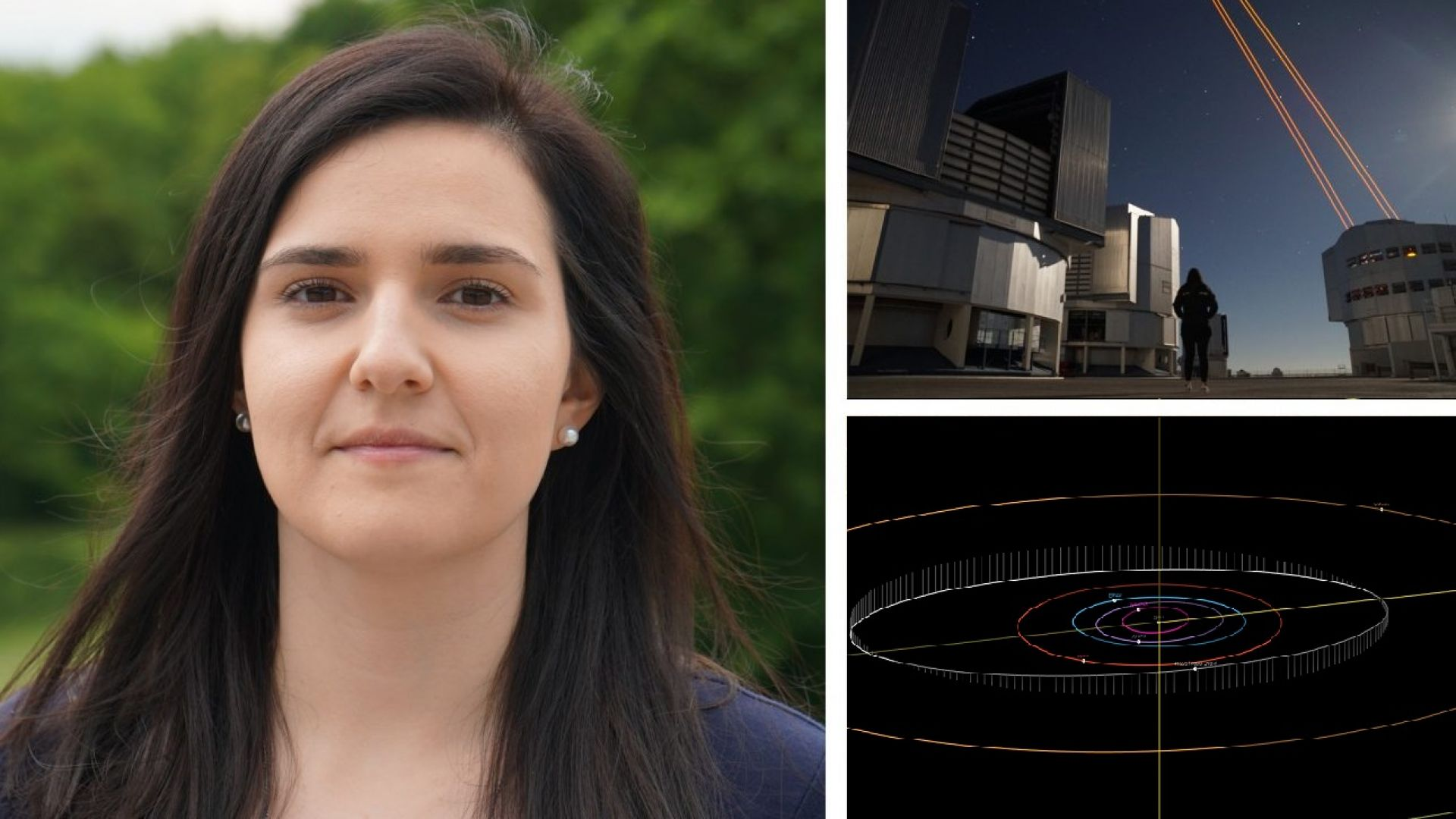 Тя е българка и отклонява астероиди: Росита Кокотанекова пред Dir.bg