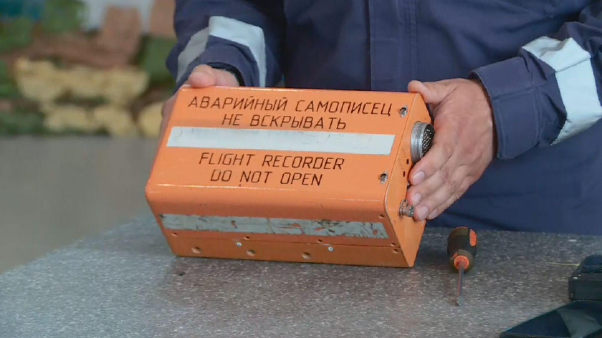 Не е ясен производителят на черната кутия на падналия МиГ-29