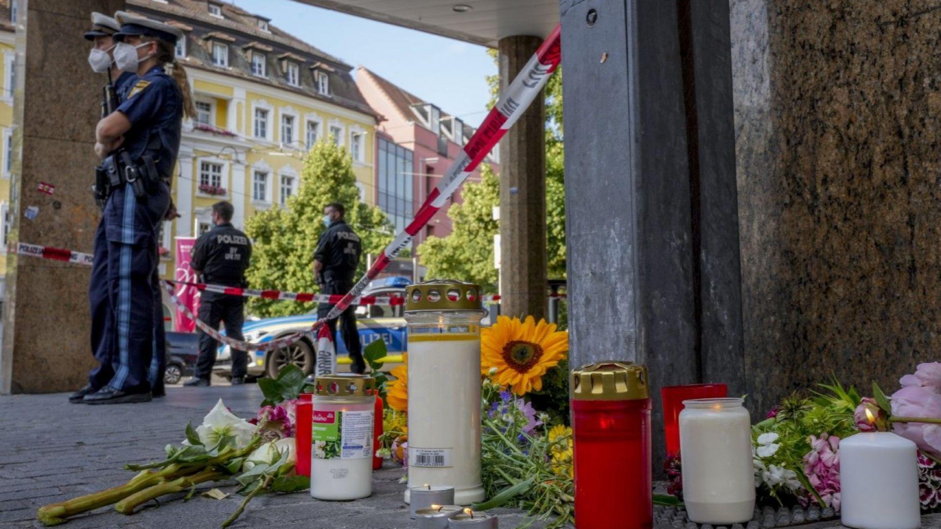 Животът на двама от ранените във Вюрцбург е в опасност