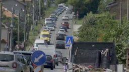 """Кошмарен трафик към морето заради ремонта на АМ """"Тракия"""" при Чирпан"""
