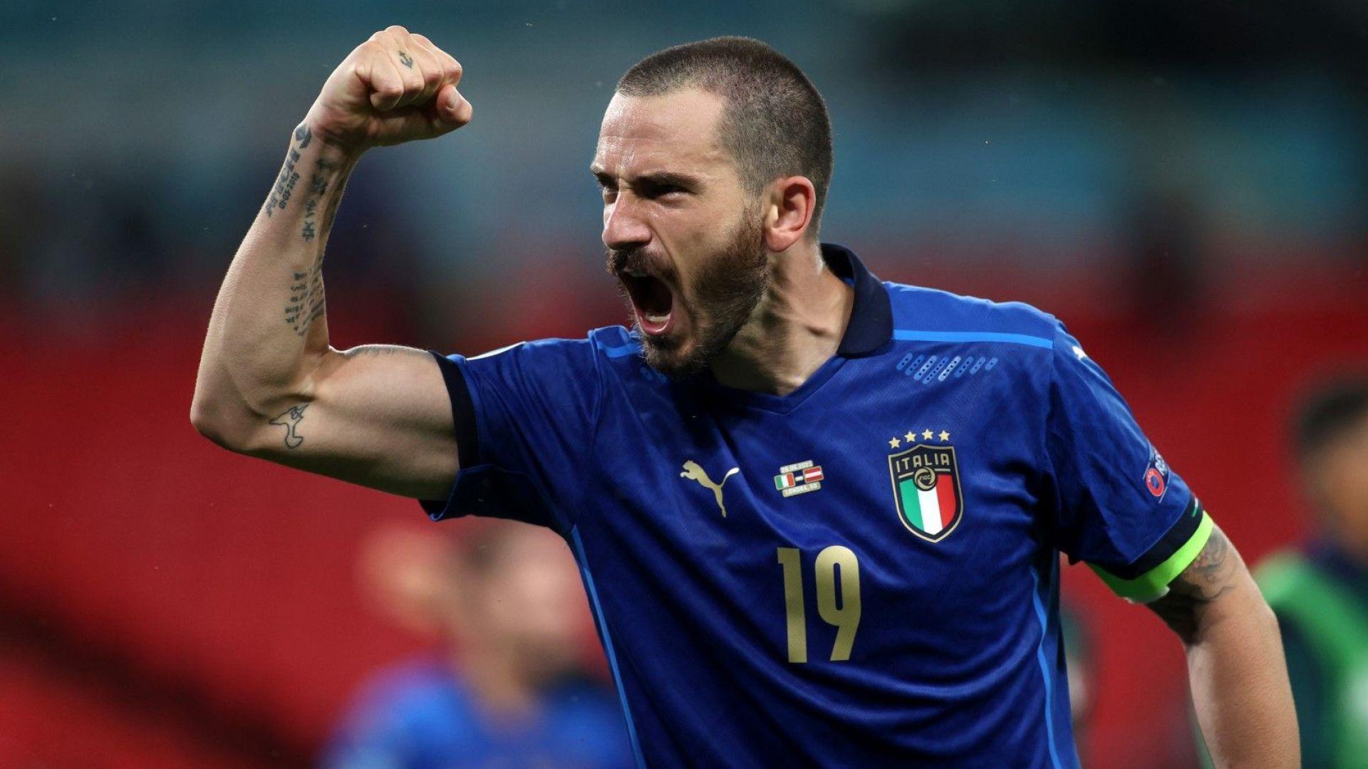 Италия след победата: Лъвове! Не ни събуждайте от съня!