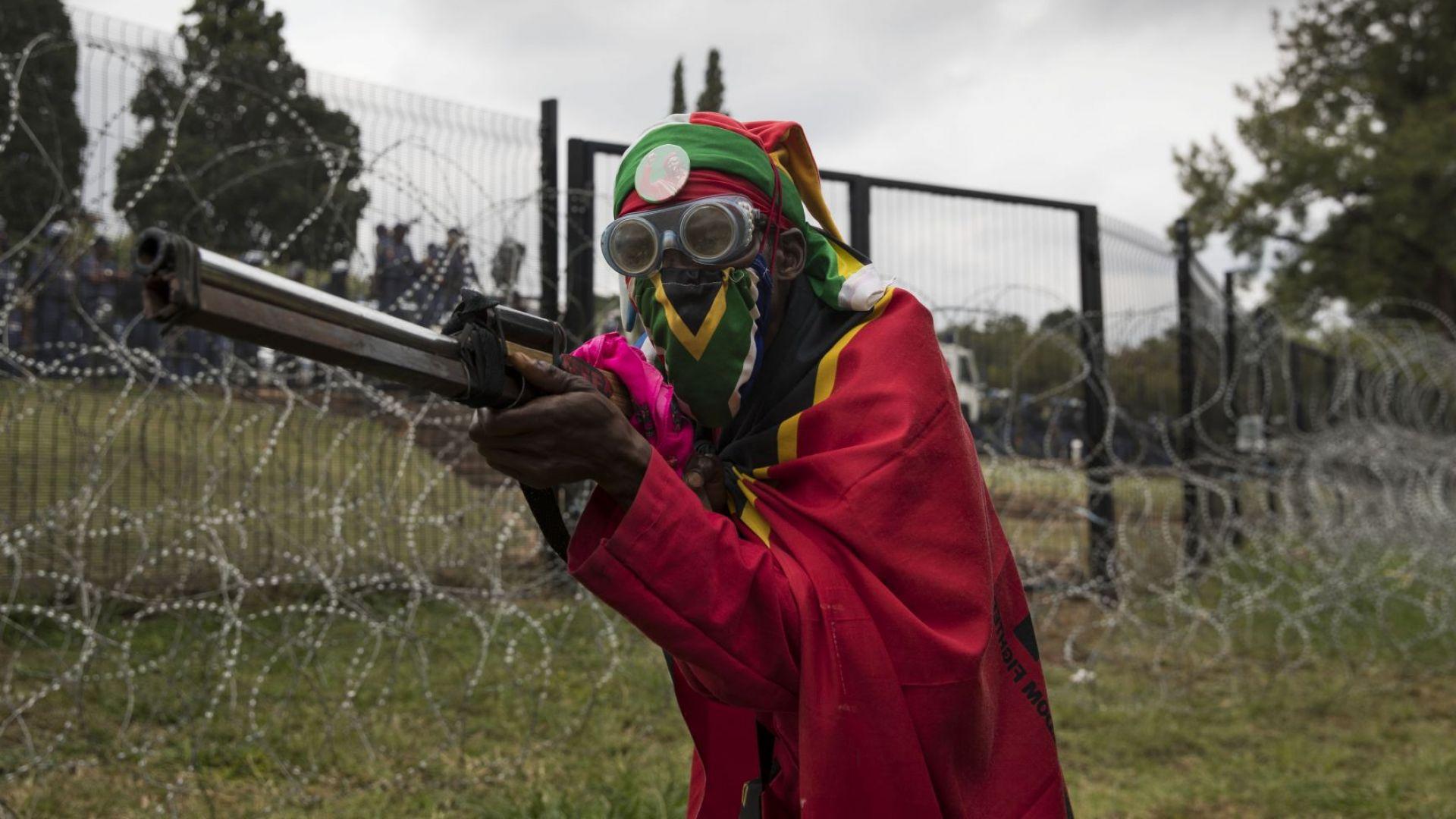 """Жестоката битка за """"зеленото злато"""" на Южна Африка"""