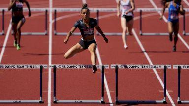 Новото чудо на Щатите би световния рекорд на 400 м с препятствия