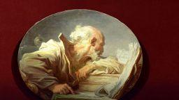 Картина на Фрагонар беше продадена  на търг за 7,68 милиона евро