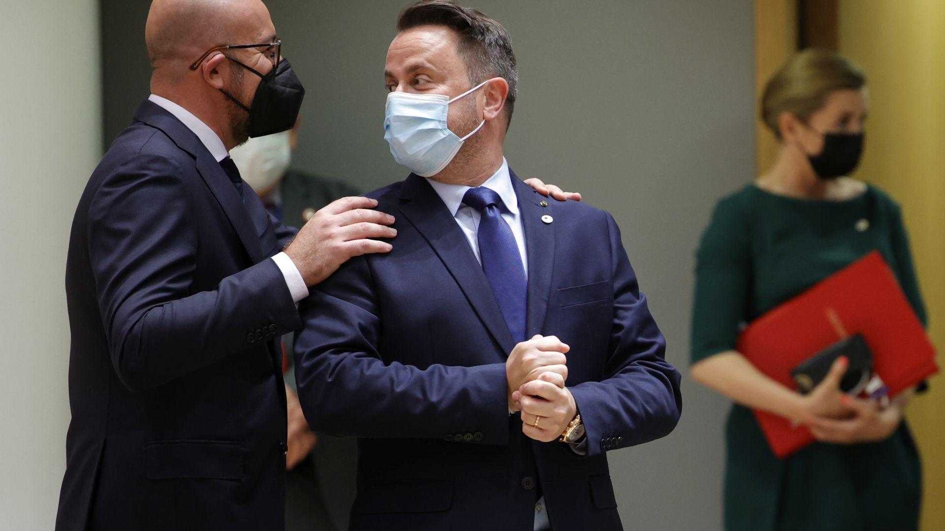 Премиерът на Люксембург с Covid-19 след среща на върха в Брюксел