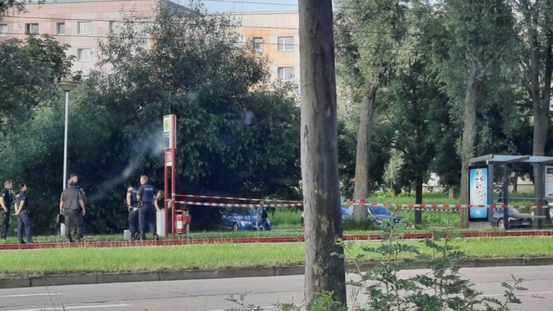 Ново нападение с нож в германски град: Мъж наръга двама души в Ерфурт