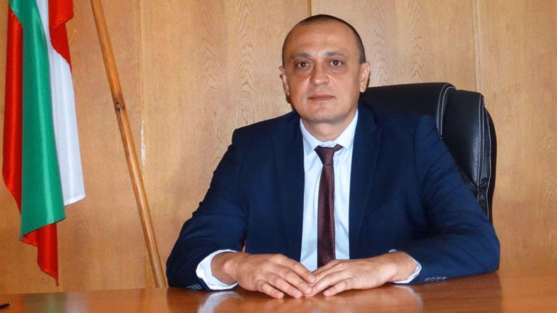 Бойко Рашков назначи Калоян Милтенов за директор на СДВР