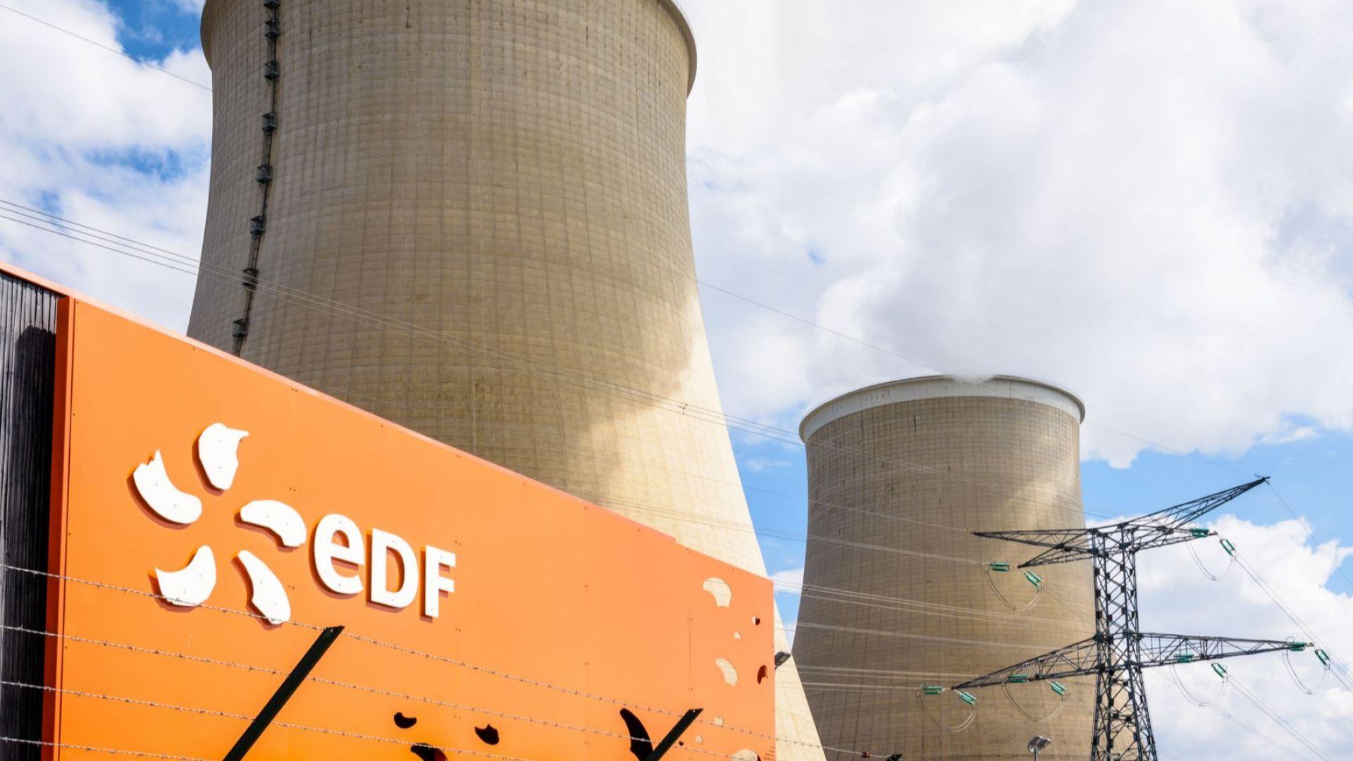 Великобритания затваря седем АЕЦ с подобрени реактори на газово охлаждане