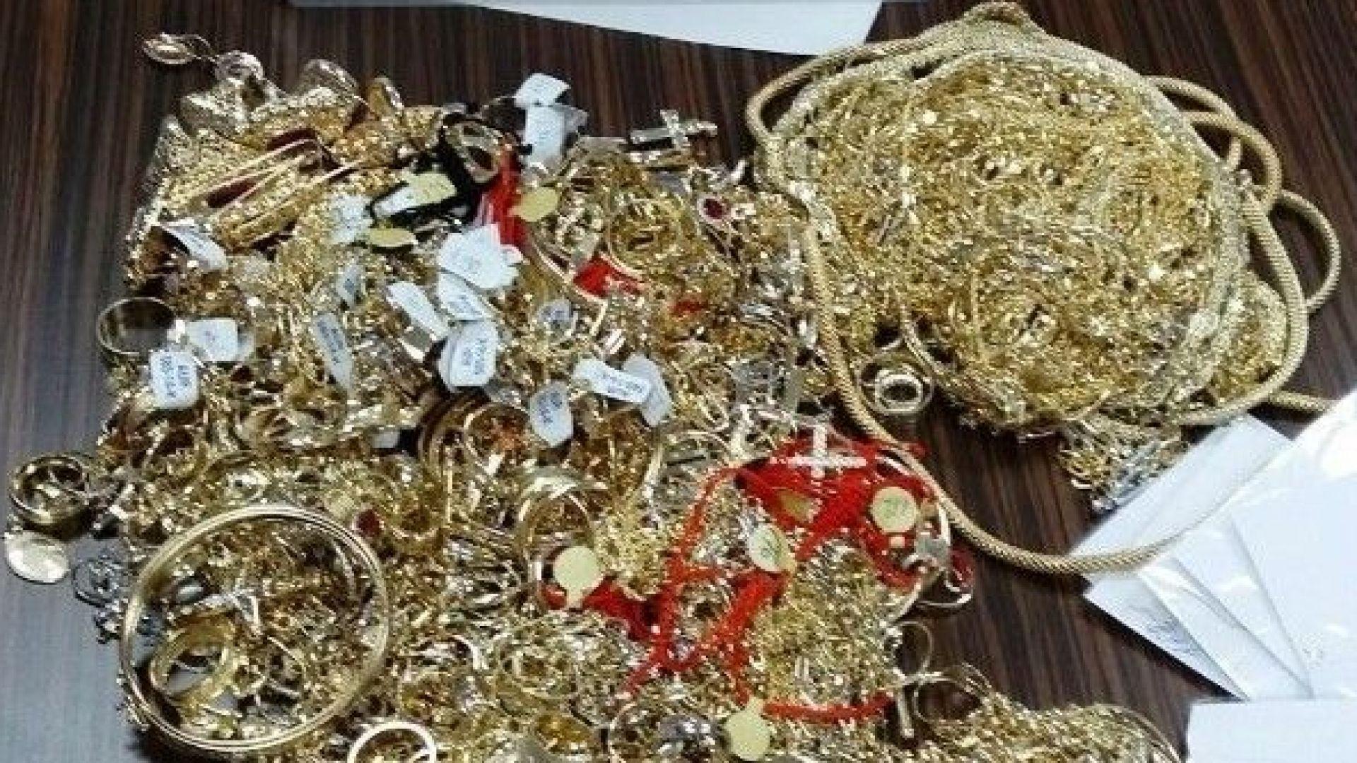 """Откриха контрабандни накити за над 160 000 лева на """"Капитан Андреево"""""""