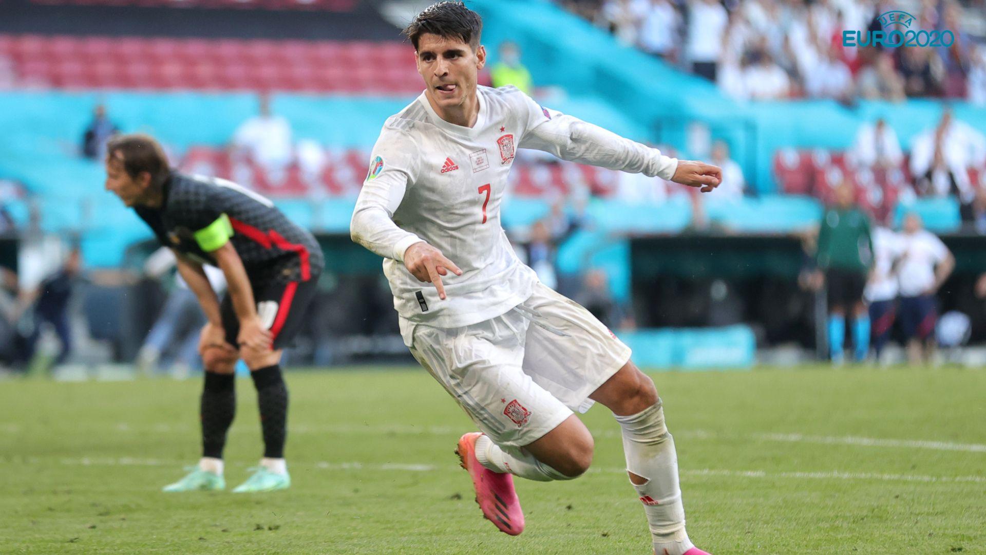 Луд мач! Испания се нуждаеше от 5 гола, за да пречупи непримиримите хървати