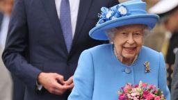 Кралицата си спомни титлата от Мондиал 1966 и пожела успех на Англия