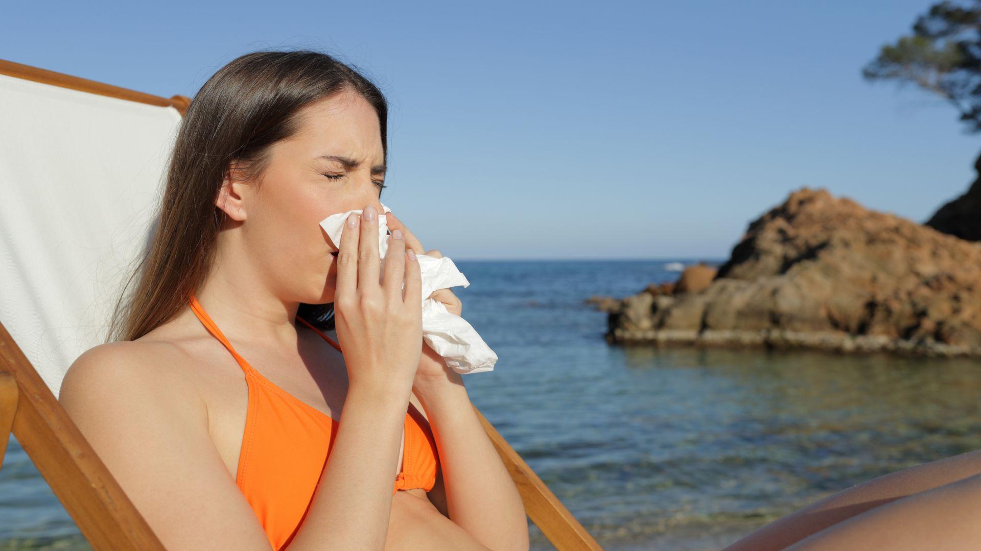 Как да се справим с алергичните реакции, за да не провалим ваканцията си