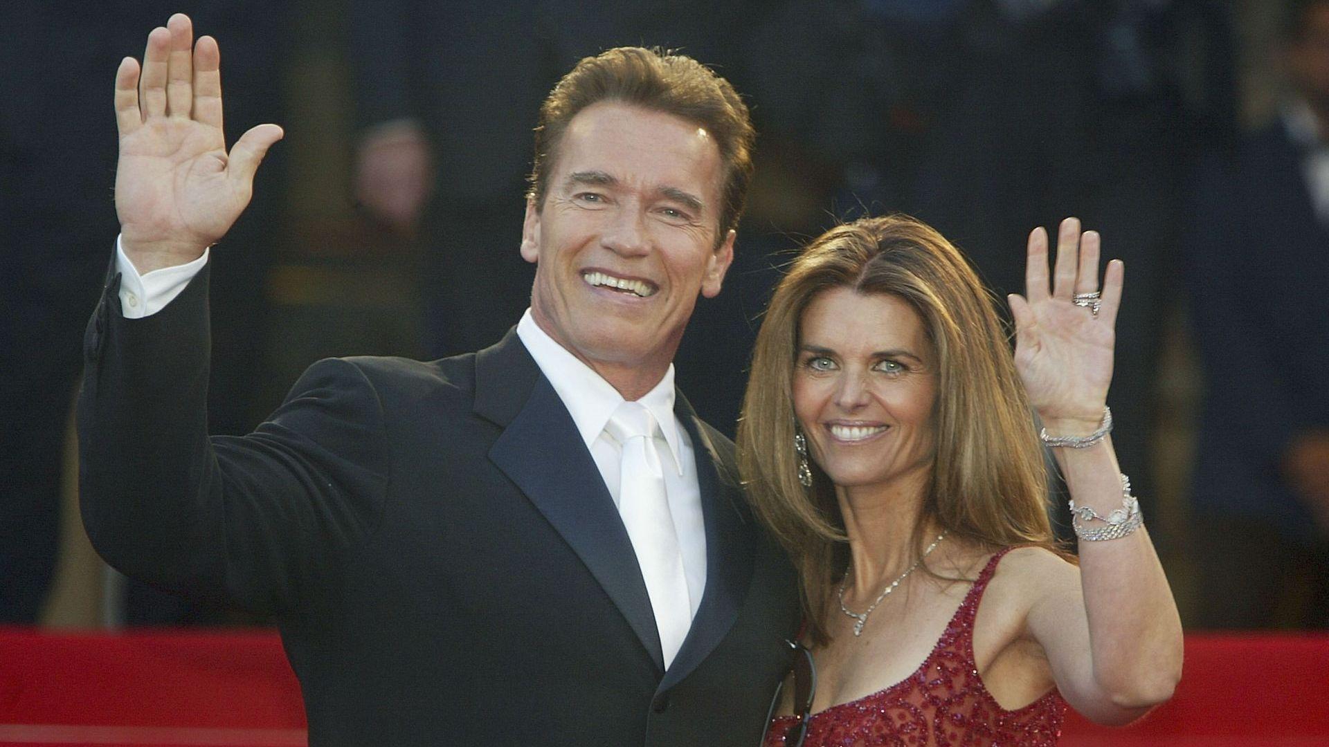 10 г. по-късно: Разводът на Арнолд Шварценегер и Мария Швайвър е към своя край