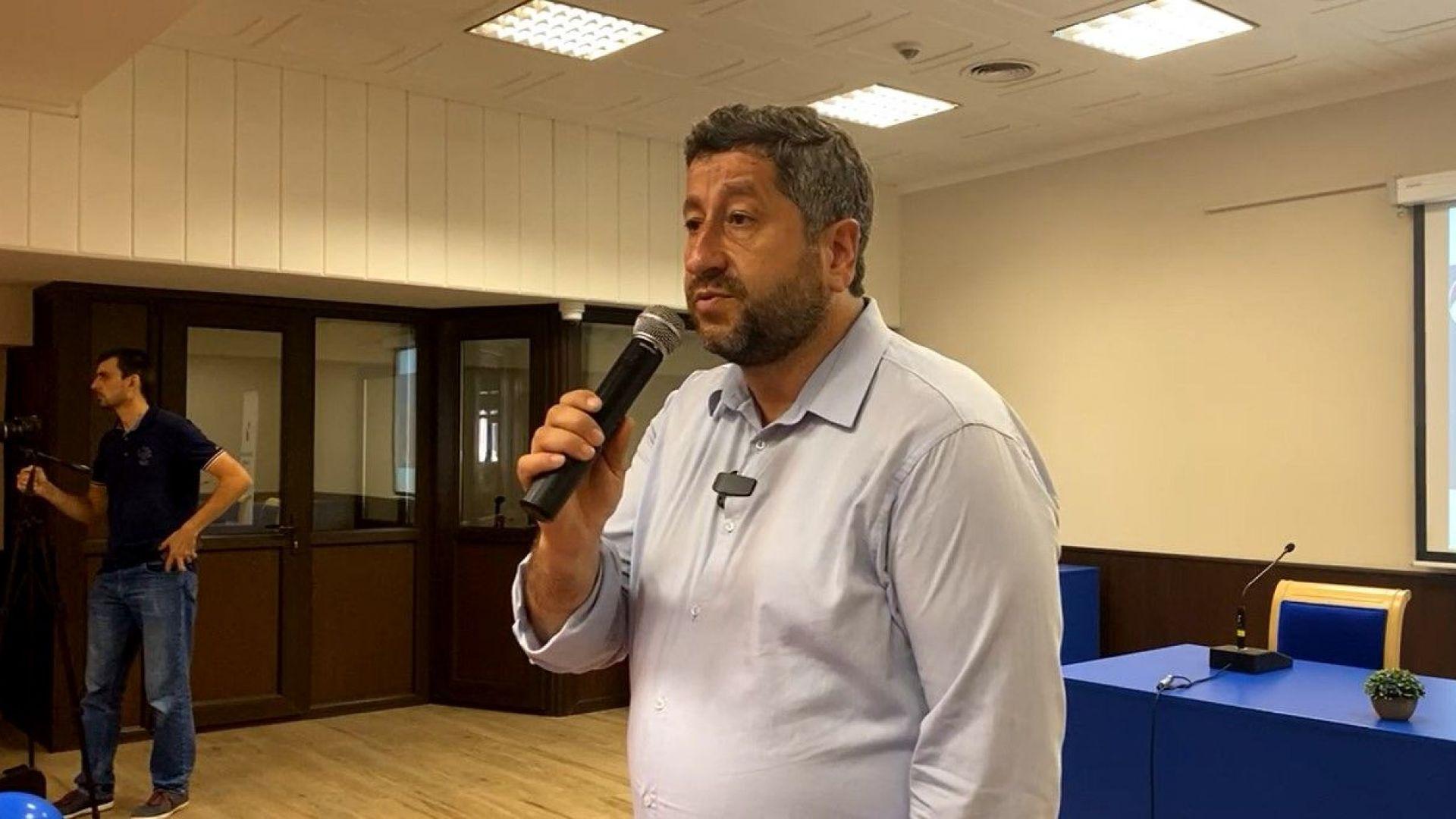Христо Иванов: Целим да стигнем средните за Европа доходи в рамките на 4-5 години