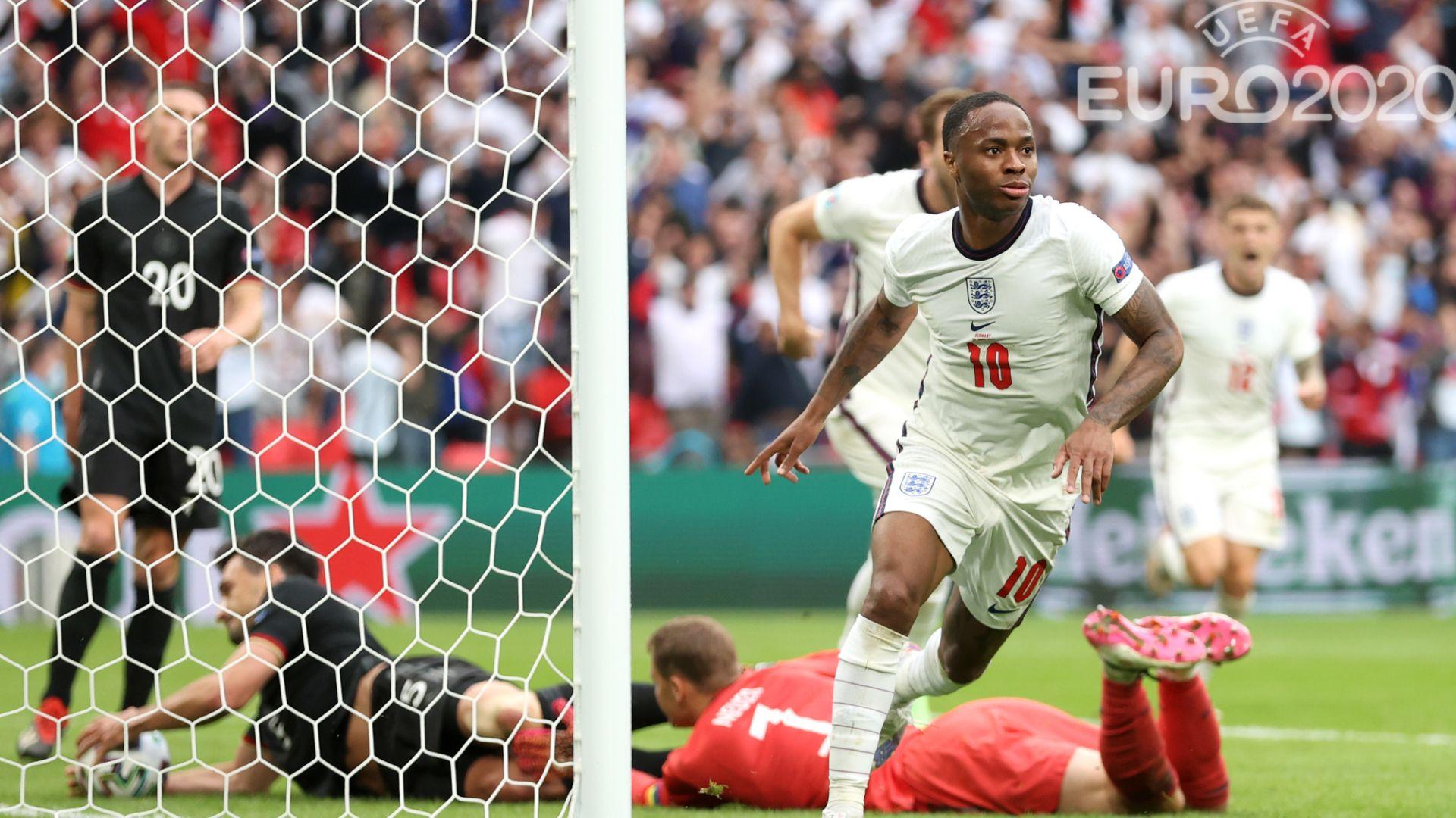 """Англия взриви """"Уембли"""" и изхвърли историческия си съперник Германия"""