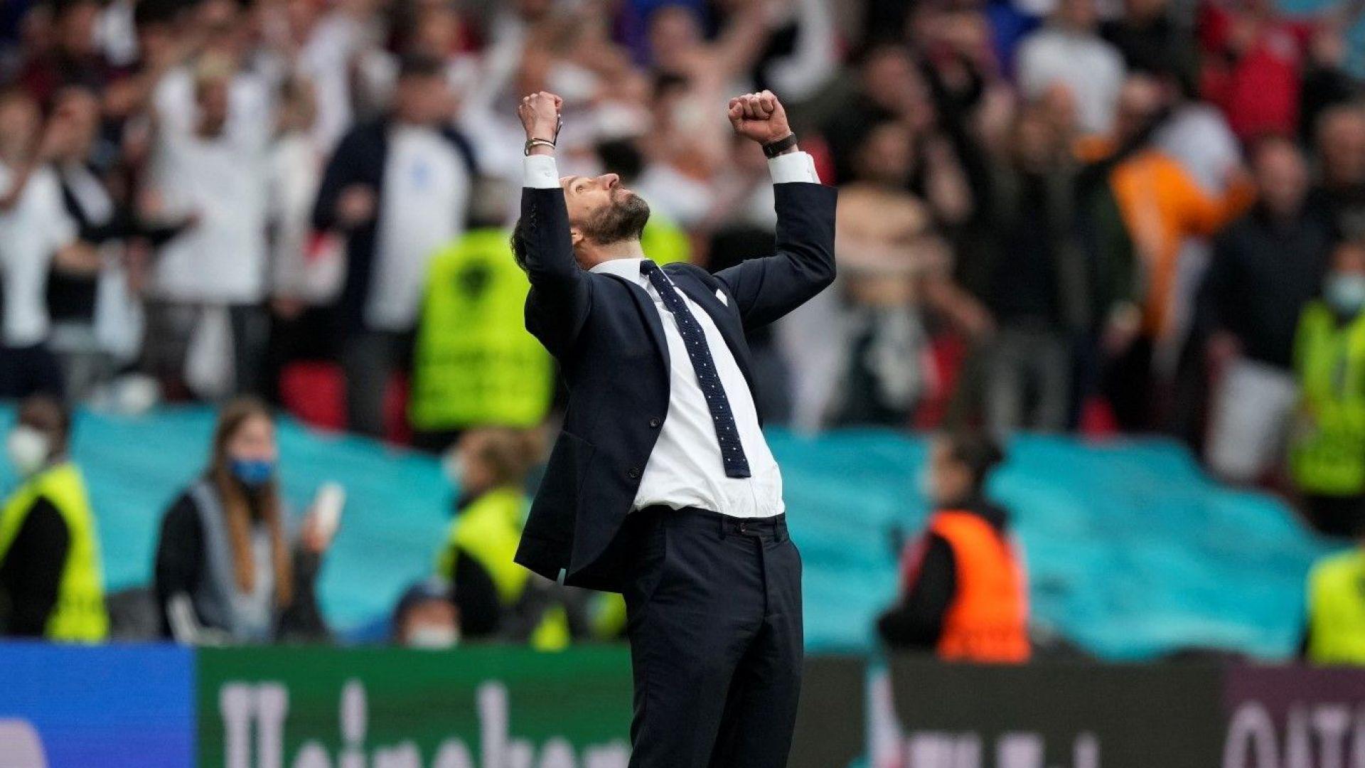 Треньорът на Англия: Рискувах със състава. Ако бяхме паднали, щях да съм мъртъв