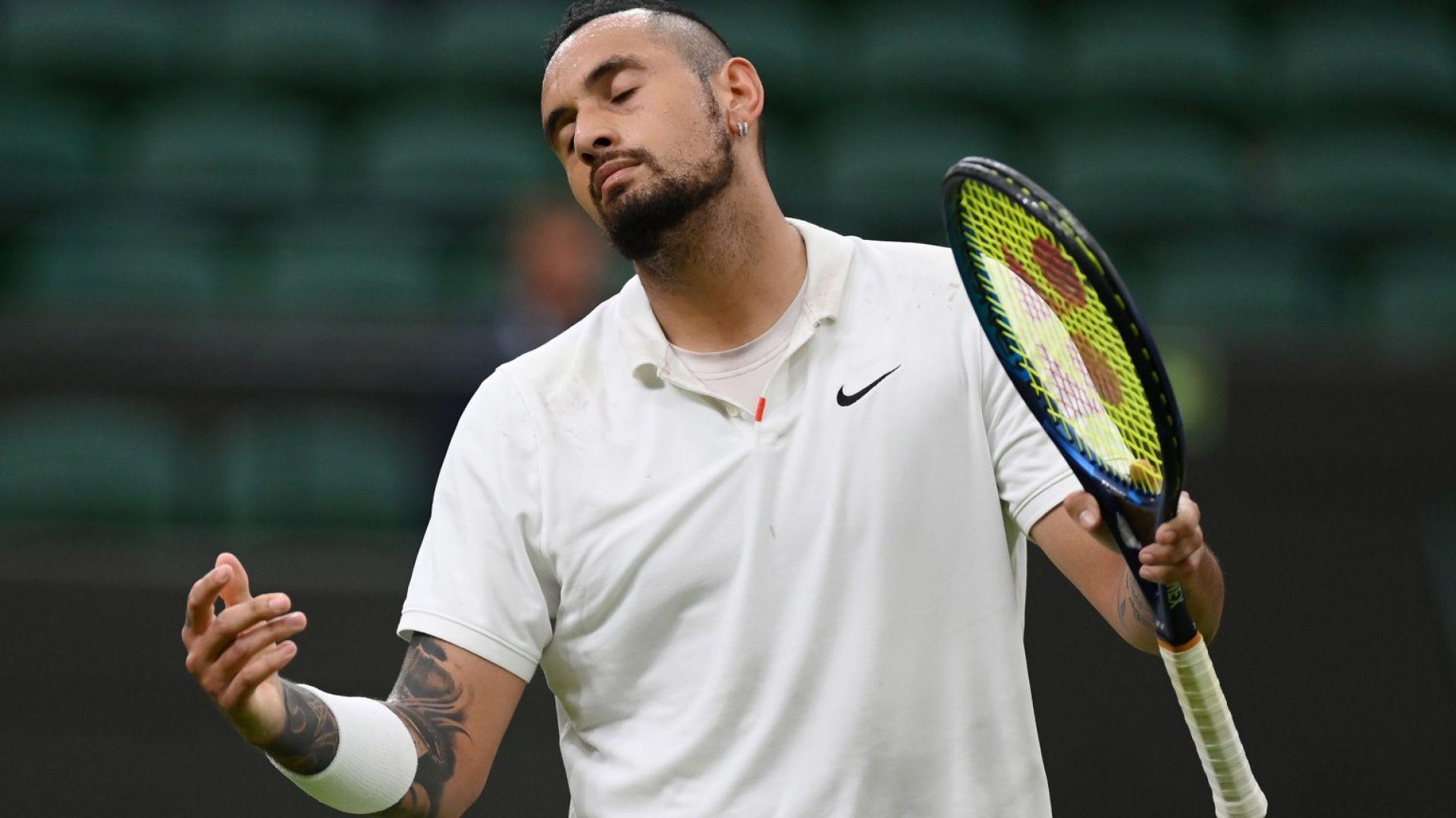 """Лошите момчета на тениса отново се проявиха: Единият мрази """"Уимбълдън"""", другият - настилката"""
