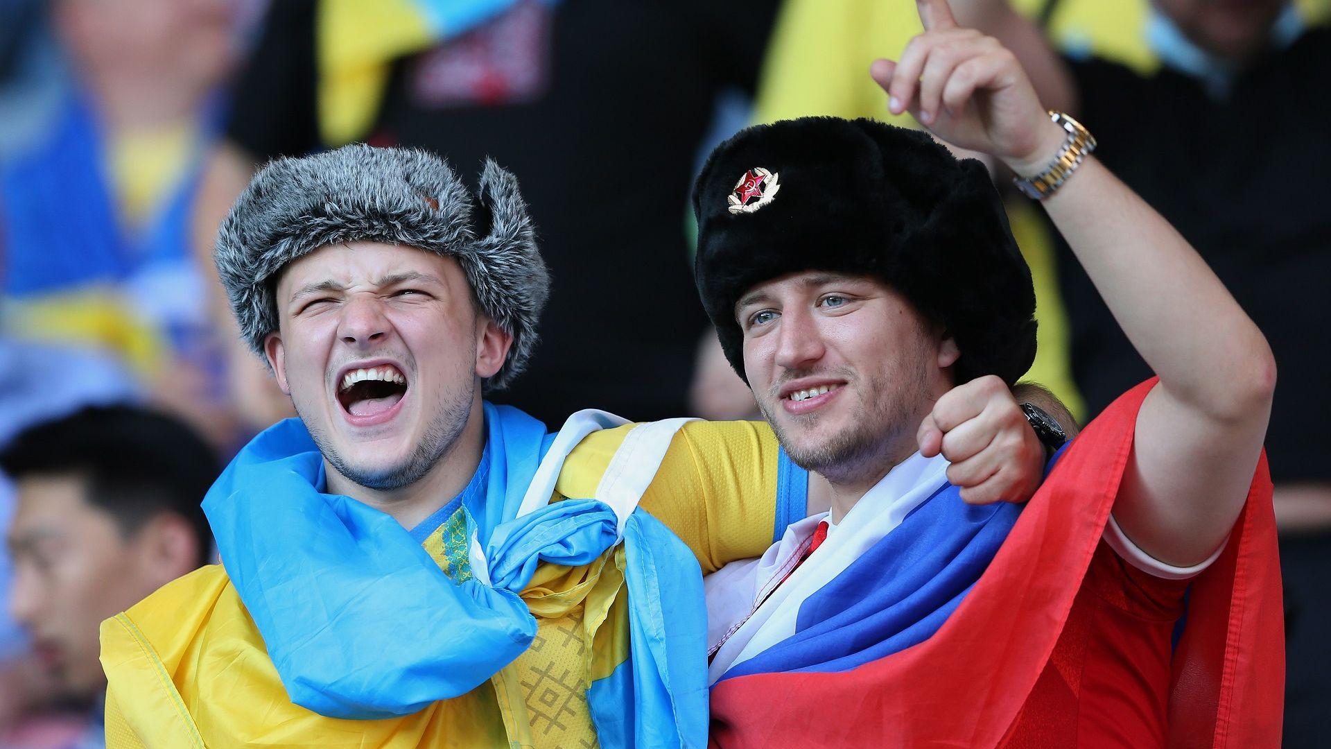 Набиха руски фен при историческата победа на Украйна