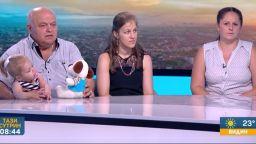 """Майки на пациенти на болница """"Лозенец"""" питат отново: Кой ще трансплантира децата?"""