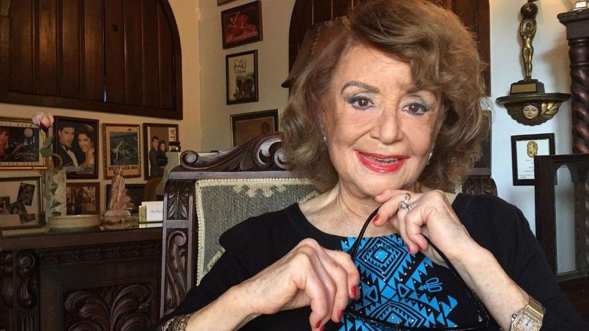 """Почина майката на теленовелите, създала """"Касандра"""" и """"Есмералда"""""""