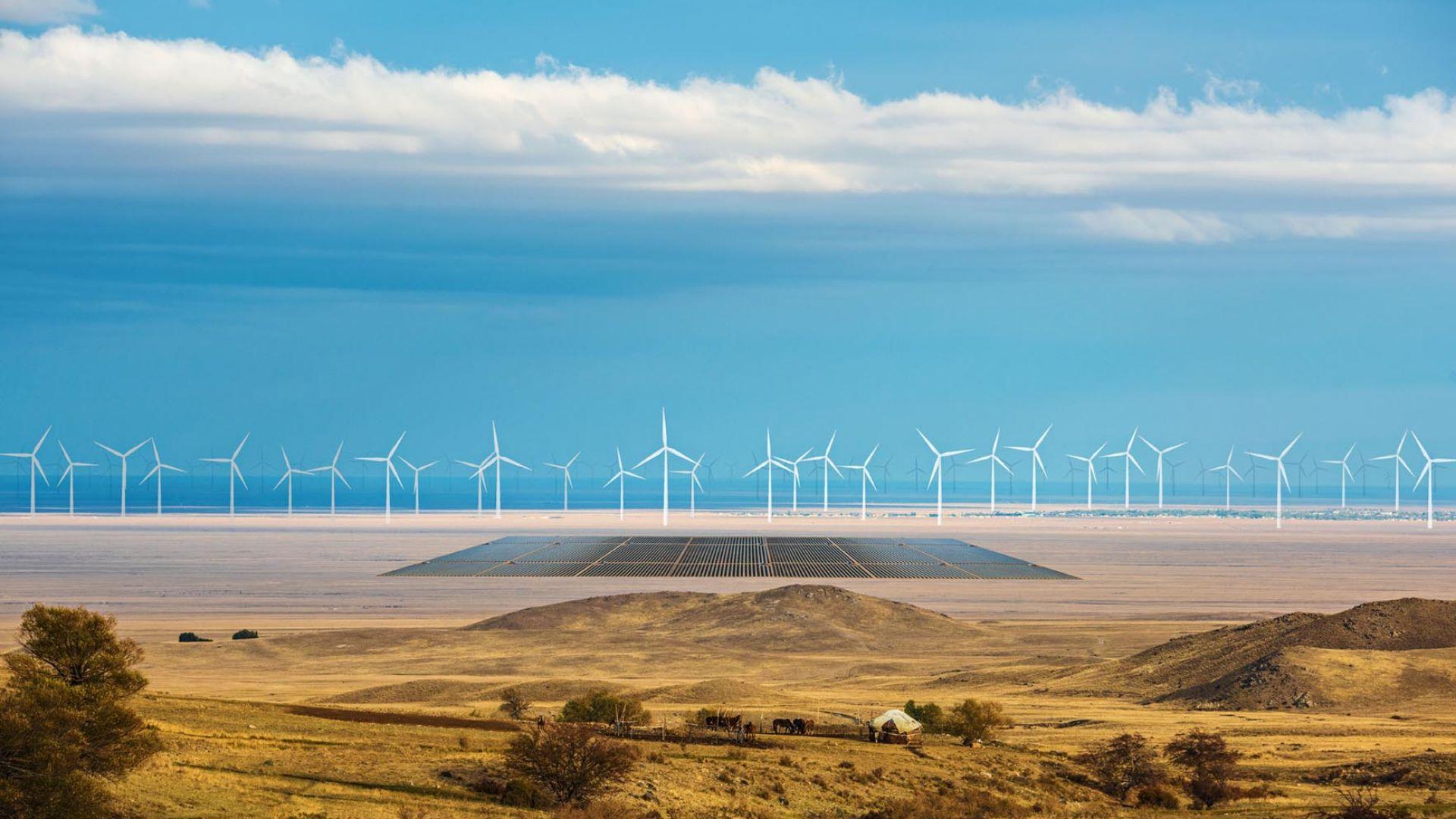 Казахстан ще стане най-големия производител на зелен водород