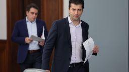 Петков и Василев представят утре политическия си проект в емблематична сграда