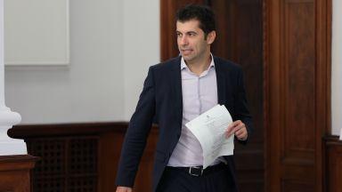 Кирил Петков би приел пост в редовно правителство при две условия