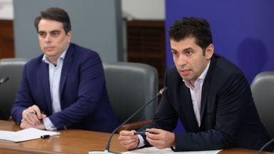 На живо в Dir.bg: Кирил Петков и Асен Василев преговарят с няколко партии, ще ги сложат в коалиция