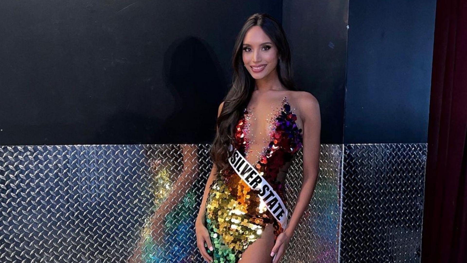 За първи път трансджендър спечели конкурс за красота в САЩ