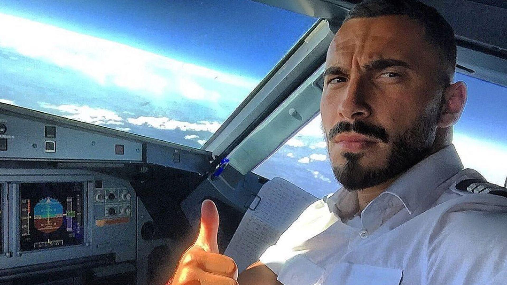 """Пилотът Петър от """"Фермата"""" с житейски обрат, накарал го да смени професията си"""