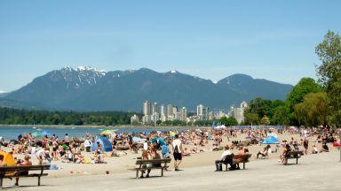 Горещият канадски апокалипсис? Да, заради глобалното затопляне е!
